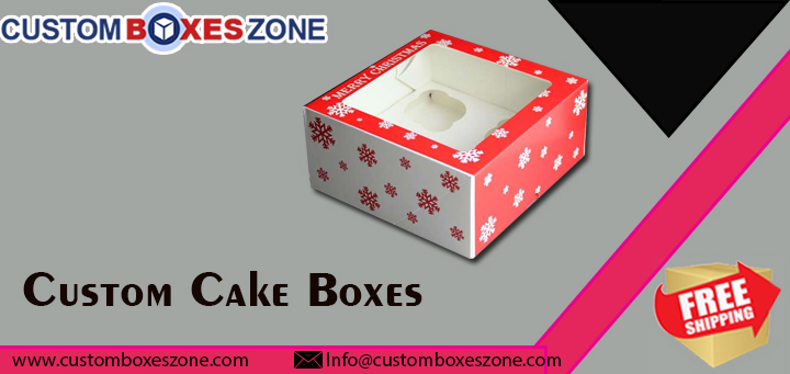 marketing advantages of a custom cake boxes boxes zone