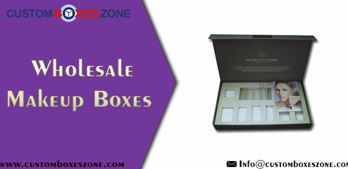 Wholesale Makeup Boxes